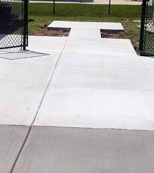 Concrete Flatwork Services In Southeastern Wisconsin