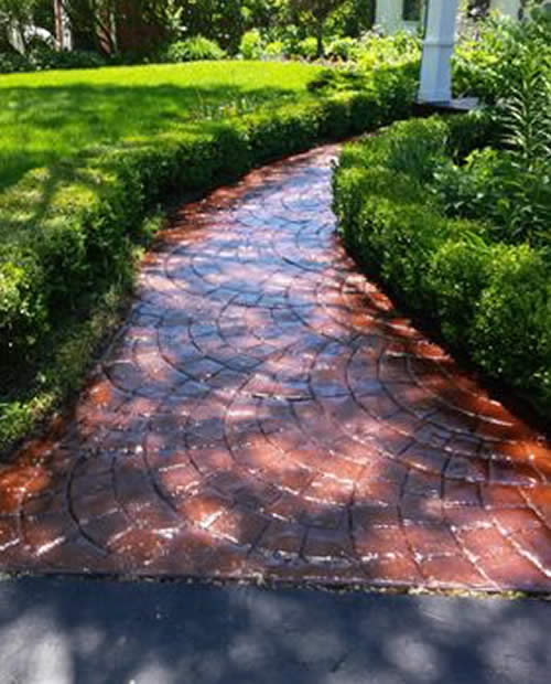 Decorative Concrete Services In Southeastern Wisconsin